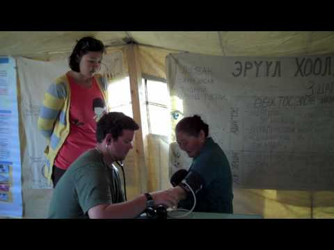 Mongolia #2 - Bagh 5 Health Screenings