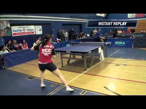 Ariel Hsing vs Jimmy Butler Open QF