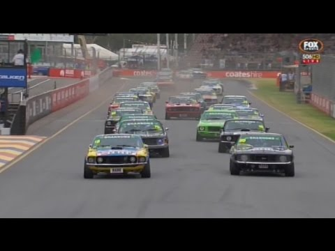 2015 Touring Car Masters - Adelaide - Race 1