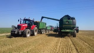 FinalM Films ᴴᴰ - Summer 2016 || Harvesting || Lithuania