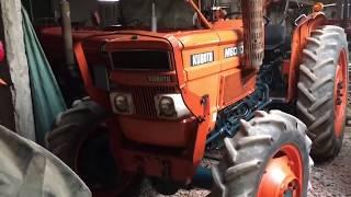 Vlog 2: Những con Kubota M7000dt và Fiat 640 tại bãi 6 Hoà. Xe đẹp tuyệt vời