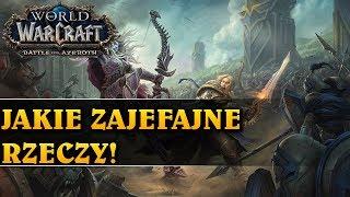 JAKIE ZAJEFAJNE RZECZY! - World of Warcraft