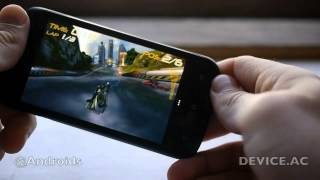 HTC One S Gaming and Multitasking Hands-on