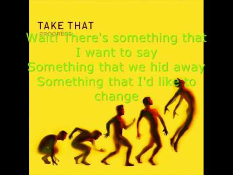 Take That - Wait