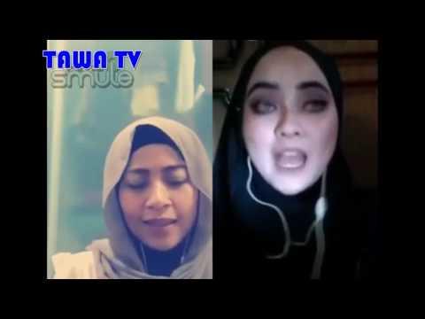 Mantap!! Duet Maut Syura Badron Ft Qira Anarchy - Kereta Malam (Cover)