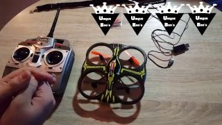 Carrera Crc X1 Quadrocopter | REVIEW + UNBOXING | UniqueBro´s