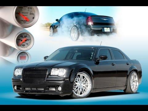 ~~SOLD~~2008 Chrysler SRT-8 SRT8 Twin Turbo For Sale~1065RWHP~Inertia Motorsports Monster!
