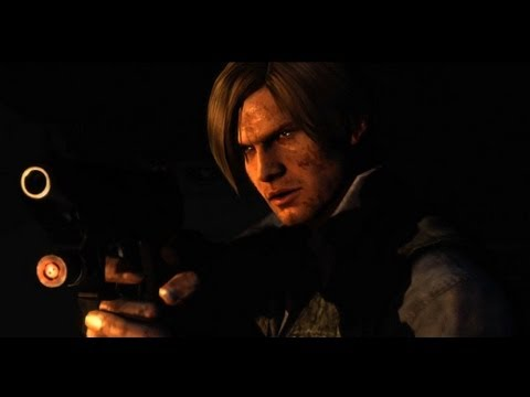 Resident Evil 6 - Leon Kennedy FULL Ending (Official HD)
