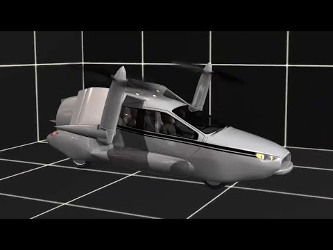 Flying Cars Are (Almost) Here!