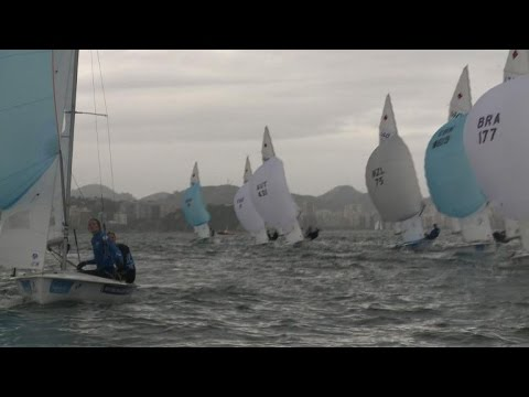 Guanabara Bay a lot cleaner say sailors ahead of 2016 Games