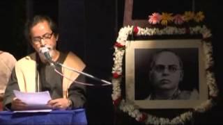Songs by Swastika Mukhopadhyay, Play-reading by Supriti Mukhopadhyay