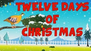 12 dias de navidad en ingles | 12 Days of Christmas in English