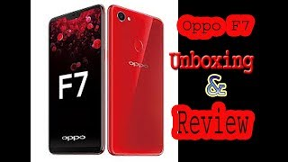 Oppo F7 Unboxing and Full Review Bangla