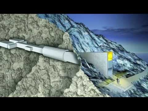 Banco de Semillas de Svalbard (La Bóveda del fin del Mundo)
