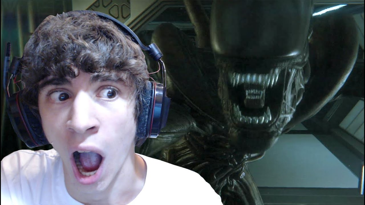 Alien Isolation - Parte 5 - RITORNA LA PAURA!! - YouTube