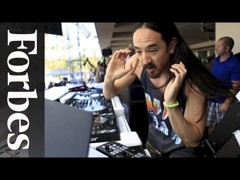 Steve Aoki On Being The World s Hardest-Working DJ