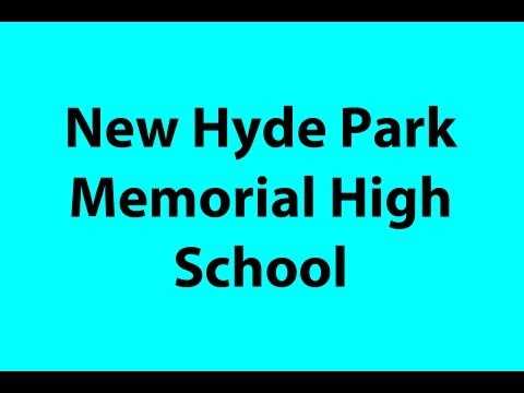CCDI Project: New Hyde Park Memorial High School Tour Guide Video