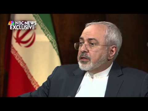 Dr. Zarif's Interview with NBC NEWS
