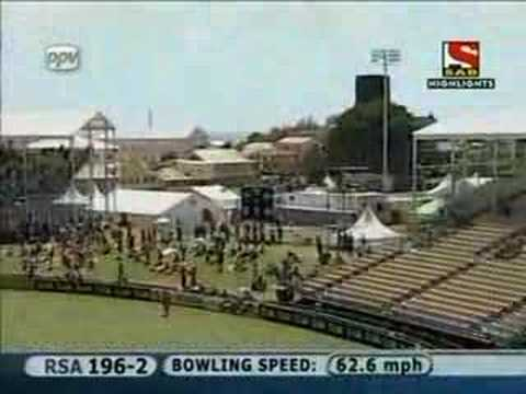 6 Sixes In An Over By Herschelle Gibbs video