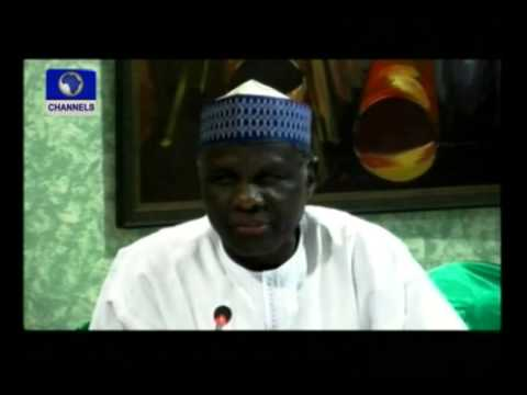 Gana Refutes Report Of Governors Planning To Remove PDP Chairman