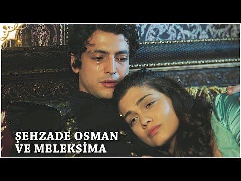 Muhteşem Yüzyıl: Kösem 25.Bölüm | Şehzade Osman ve Meleksima