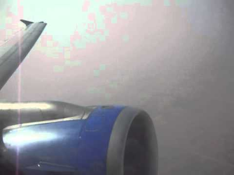 Indigo 6E 176 flying over Jaipur