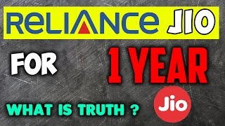 Jio 1 year Unlimited On any 4G Device Till 31 Dec 2017 - REAL OR FAKE