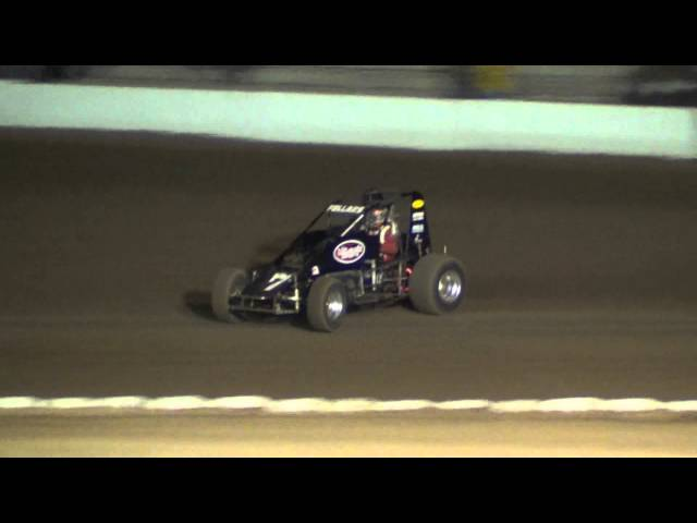 Challenge Sprint Cars Main Event Oct 27th 2012 From Black Flagged Entertainment