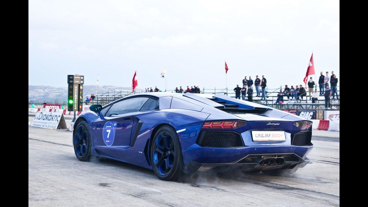 Lamborghini Aventador Vs Bmw M6 Pp Performance Vs Porsche