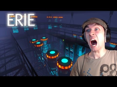 Erie | HOLY BALLS! | Indie Horror Game | Commentary/ Face cam reaction