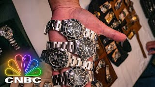 A Secret Rolex Meetup With A Sexpile Worth $30 Million | Secret Lives Of The Super Rich
