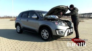 Suzuki Vitara S 1.4l Boosterjet AT ALLGRIP explicit video 1 of 2