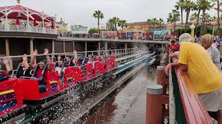 OnePlus 7 Pro - Slow Motion Video for Incredicoaster roller coaster at Disney California Adventure