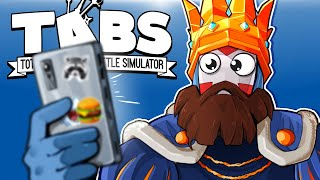"Totally Accurate Battle Simulator | ""KINGLIRIOUS WILL DEFEND HIS LAND!"""