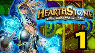 Let's Play Hearthstone: Part 1