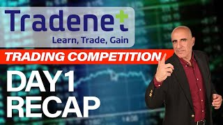 Greatest Day Trading Competition Day One Recap Meir Barak