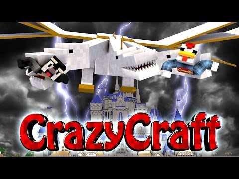 Minecraft   Crazy Craft 2.0 - Orespawn Modded Survival Ep 194 - the King Boss Fight video