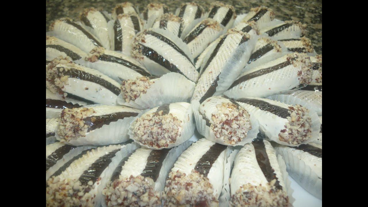 Halawiyat Maghribia - حلويات مغربية - tabkh.org