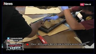Bea Cukai Soetta Curigai Paket dari Kongo, Petugas Temukan Narkotika Part 01- Indonesia Border 09/03