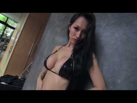 Angie Vu Ha, Asia's Sexiest Dj, Playboy Model Behind The Scenes video
