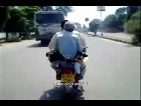 All-in-one Very Funny Pakistani Bike Clips video