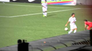 SIngapore U-23 vs. Myanmar U-19