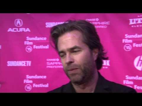 True Story Movie: Red Carpet Interview - Director Rupert Goold