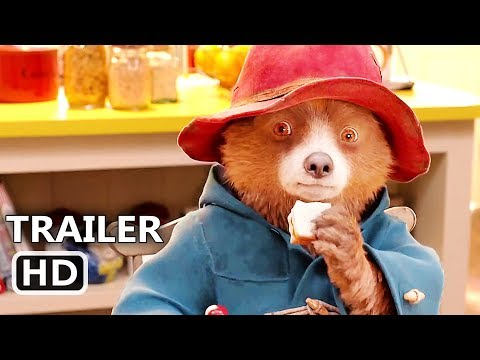 PADDINGTON 2 Official LAST Trailer (2017) Animation, Kids Movie HD