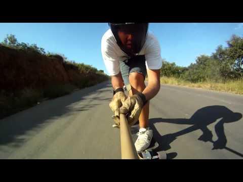 Downhill Skate Brasil - Secreto Hill's - Go Longboard ES - Gopro Skate | Motohead - Ace of Spades