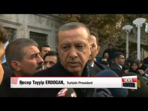 Turkey′s AKP returns to power in landslide victory   터키 총선서 집권당 AKP 압승 ′이변′...단독