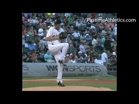 CHRIS SALE Pitching Mechanics Slow Motion Baseball Instruction Analysis Chicago White Sox