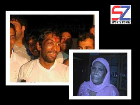 Yogeshwar Dutt, wrestler, India - Marriage on the corner for Yogeshwar
