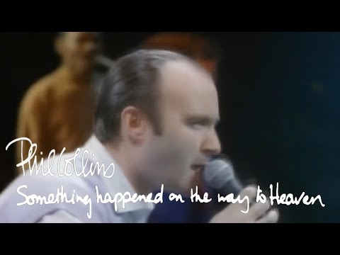 Phil Collins - Something Happened On The Way To Heaven Music Videos