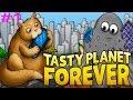 Tasty Planet Forever прохождение на 3 звезды 1 Играем Котиком уровни 1 5 mp3
